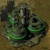 Ropná těžební věž